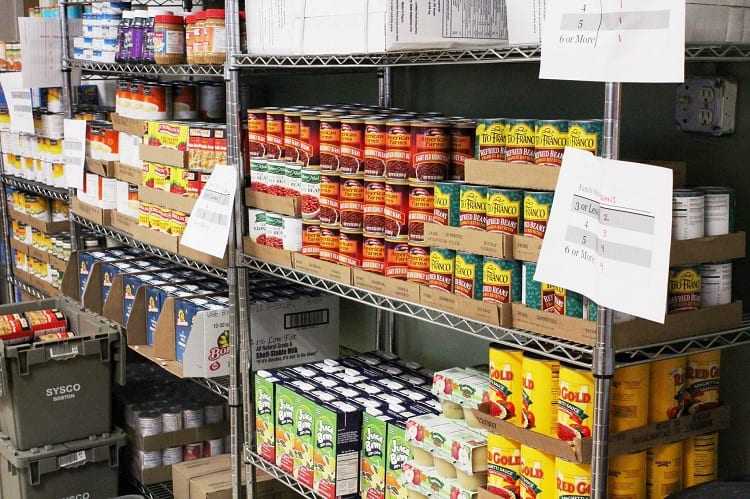 How To Buy And Store Your Emergency Food